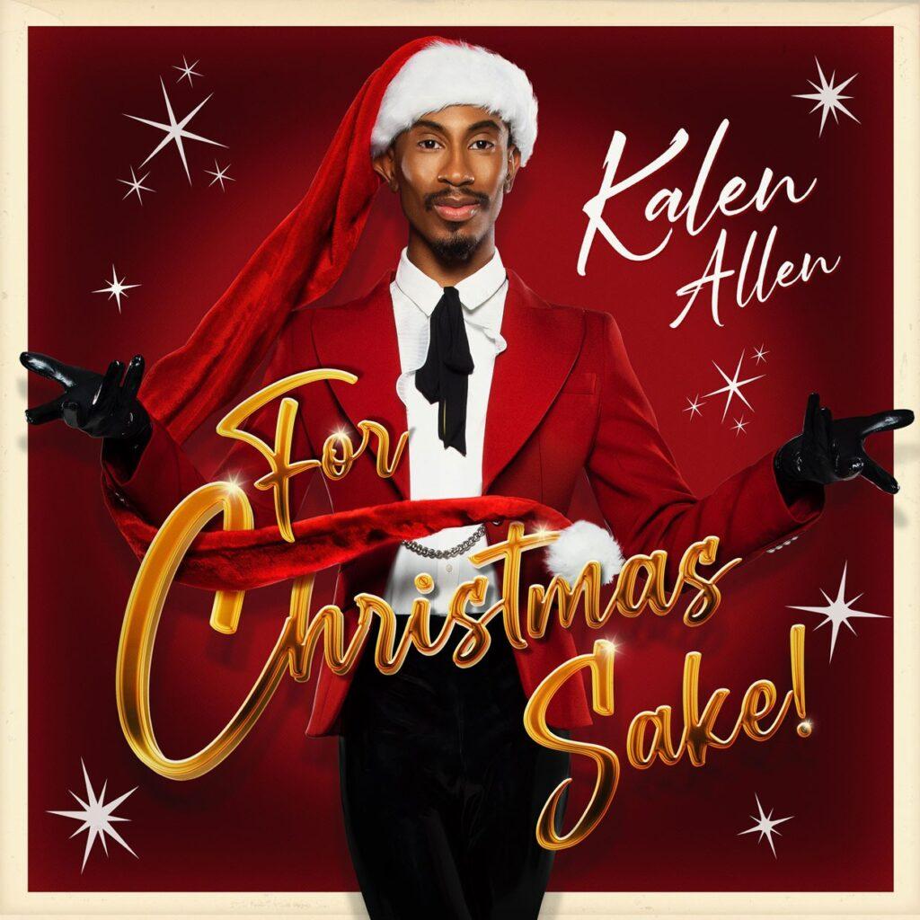 Kallen Allen Christmas Album Cover